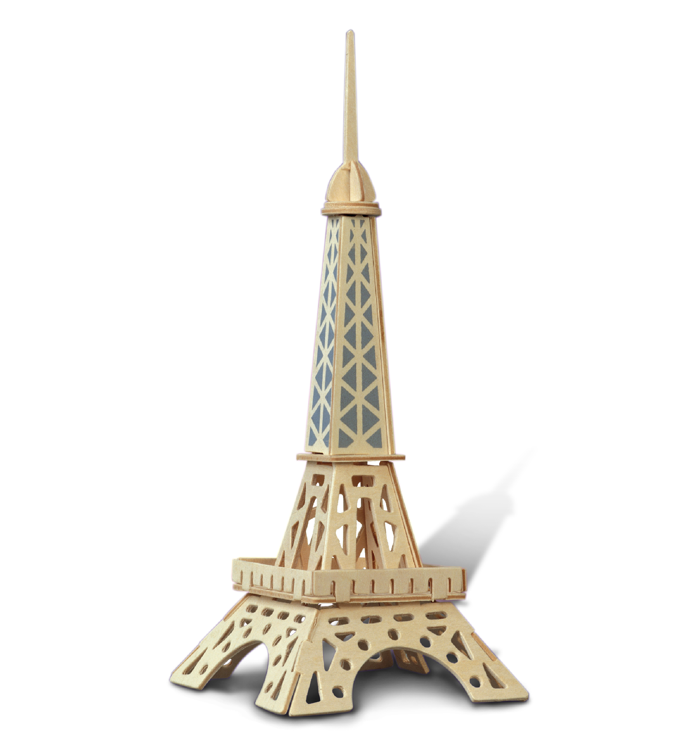 Puzzled 3D Puzzles - Eiffel Tower