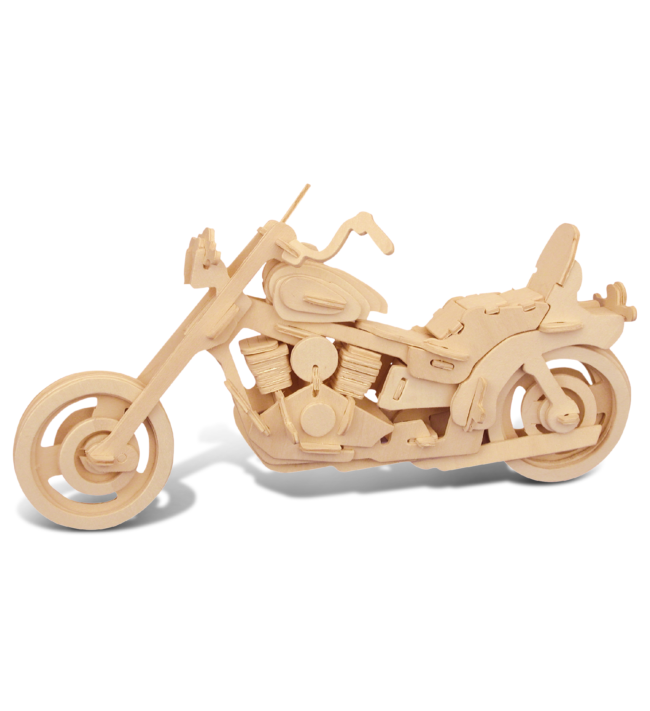 Puzzled 3D Puzzles Motorcycle