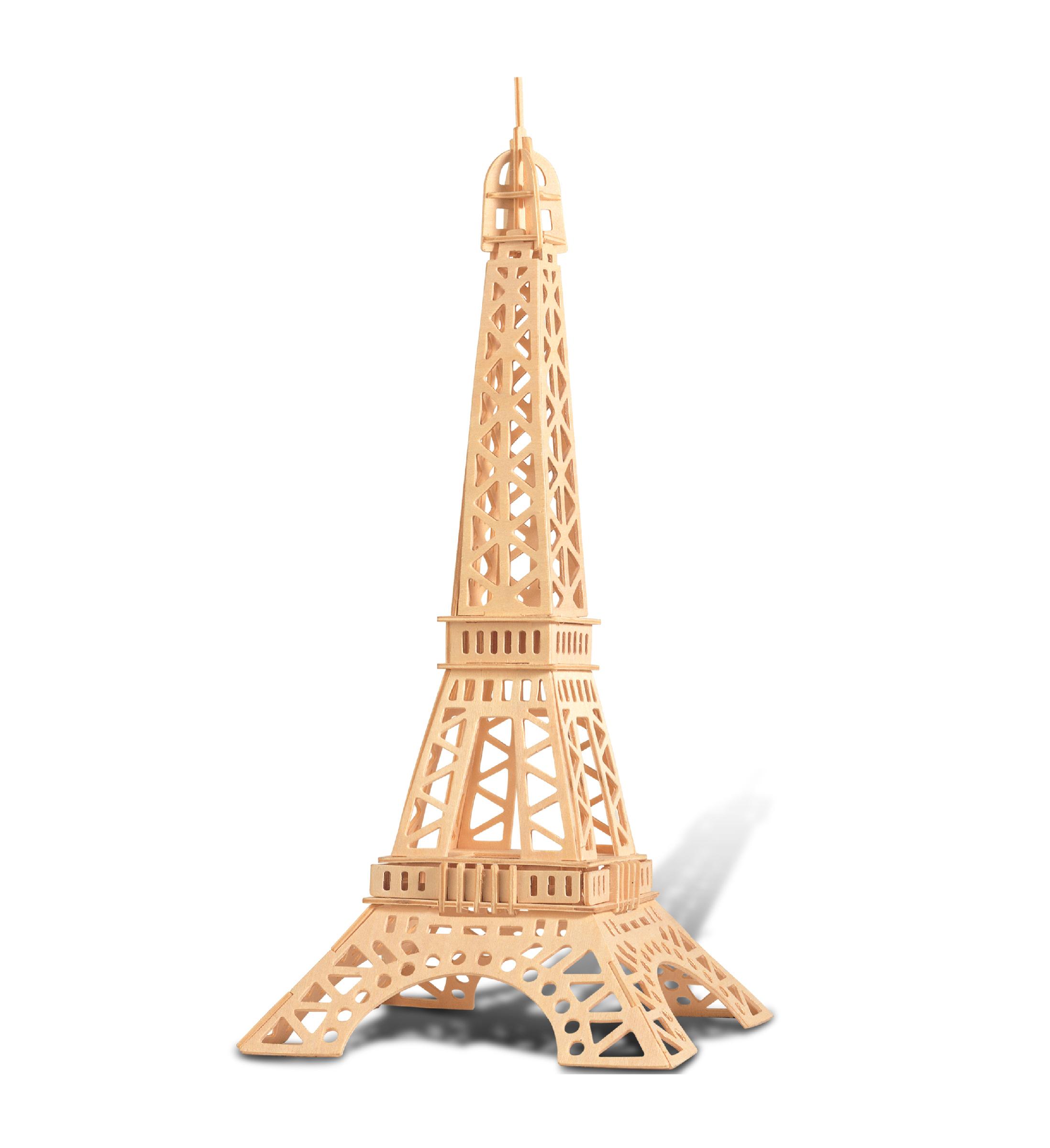 Puzzled 3D Puzzles Eiffel Tower Lr