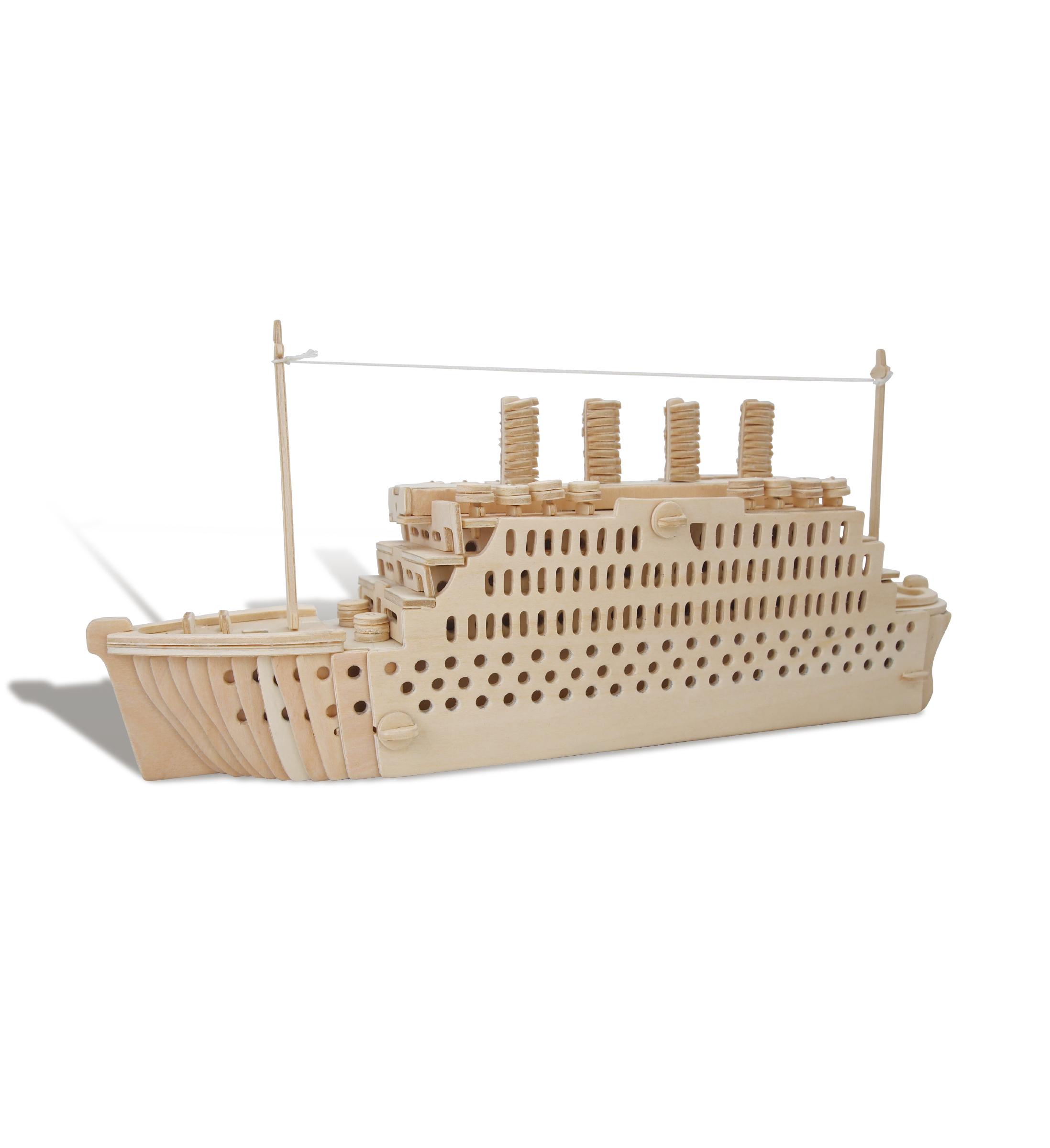 Puzzled 3D Puzzles The Titanic