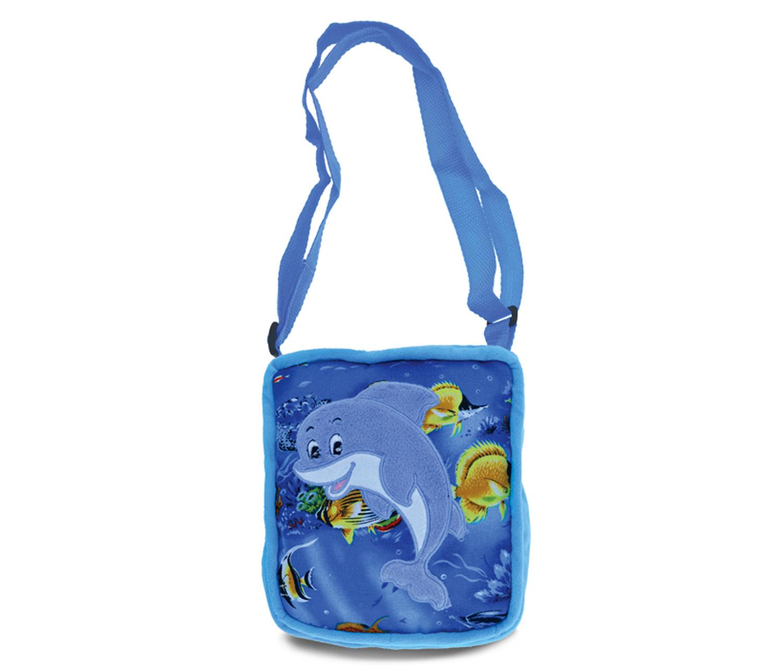 9 Inch SHOULDER BAG - Dolphin