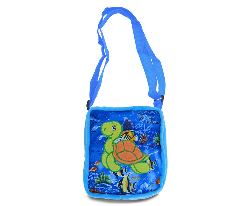 9Inch SHOULDER BAG - Turtle