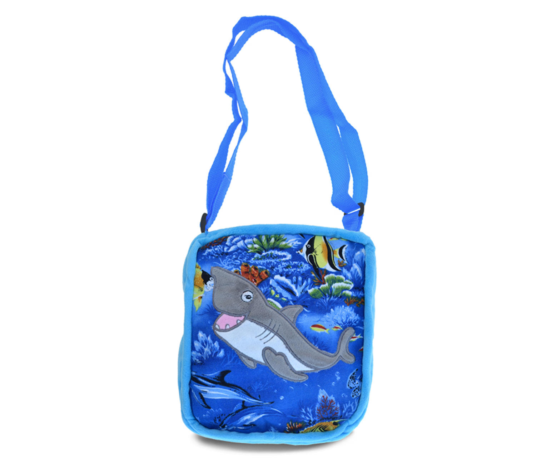 9Inch SHOULDER BAG - Shark