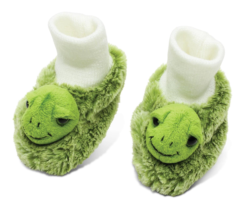 Sea Turtle - Super Soft Plush Baby SHOES