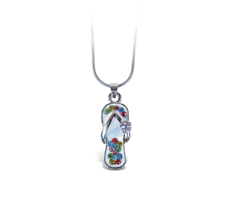 Sparkling Necklace - FLIP FLOP