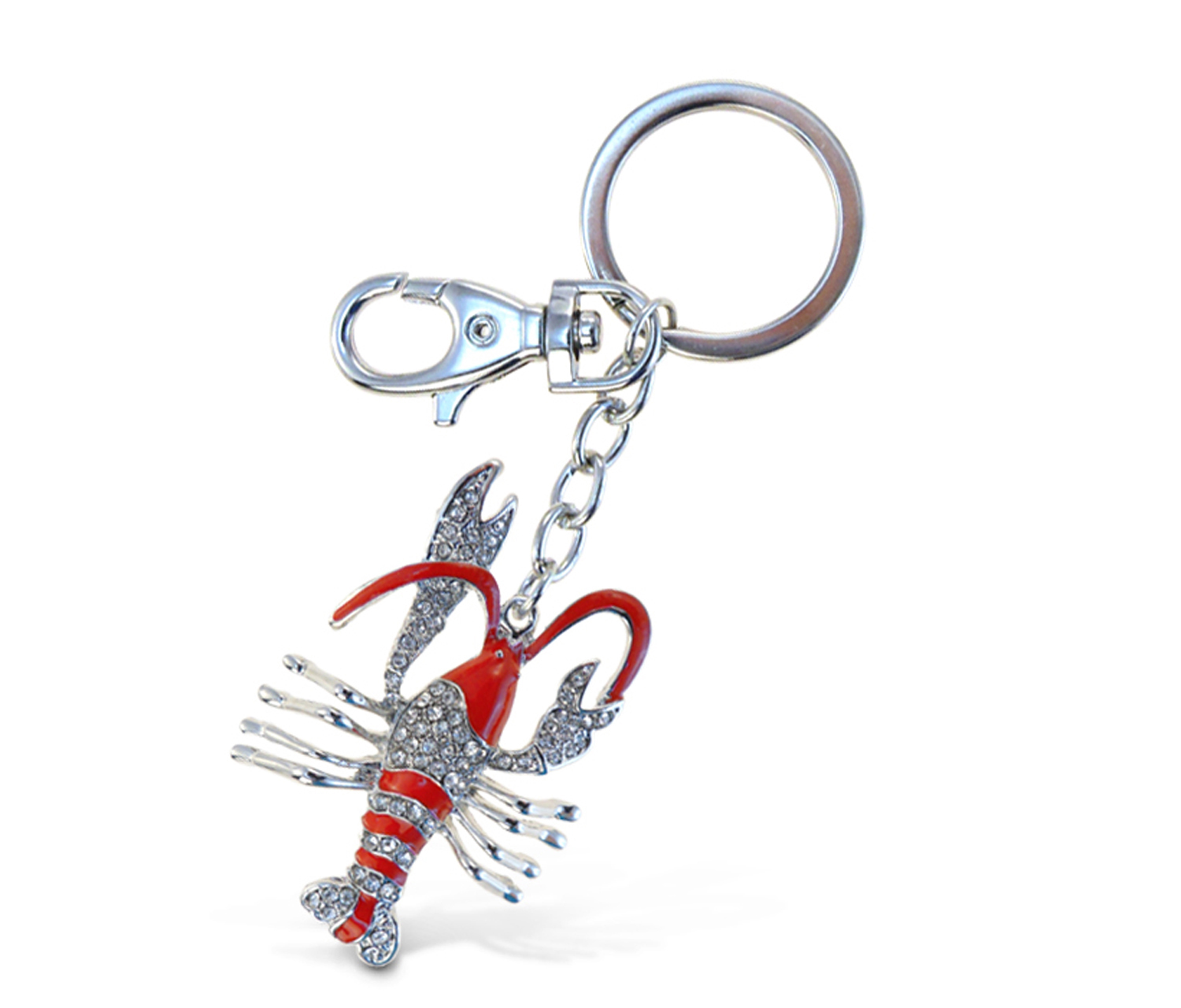 Puzzled Sparkling Charms - Red Lobster