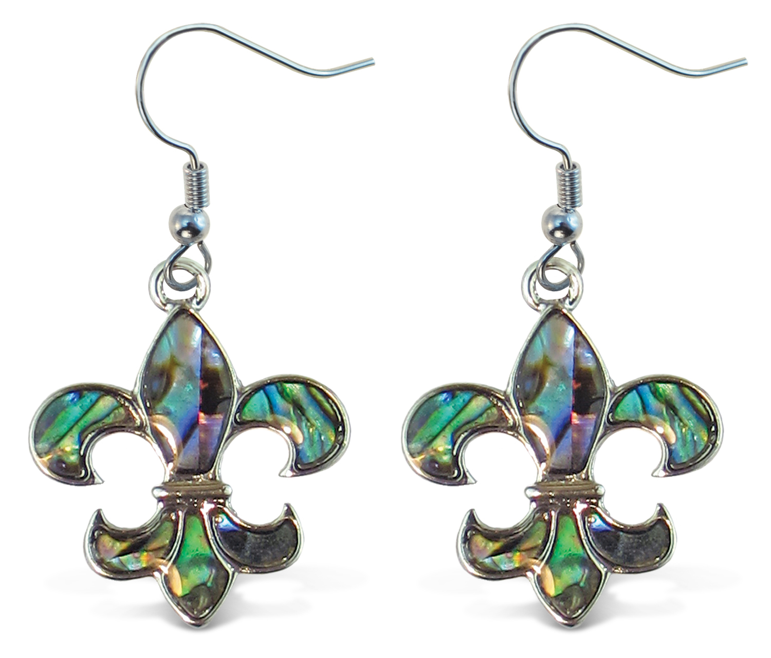 Aqua JEWELRY Earrings Dangle Post