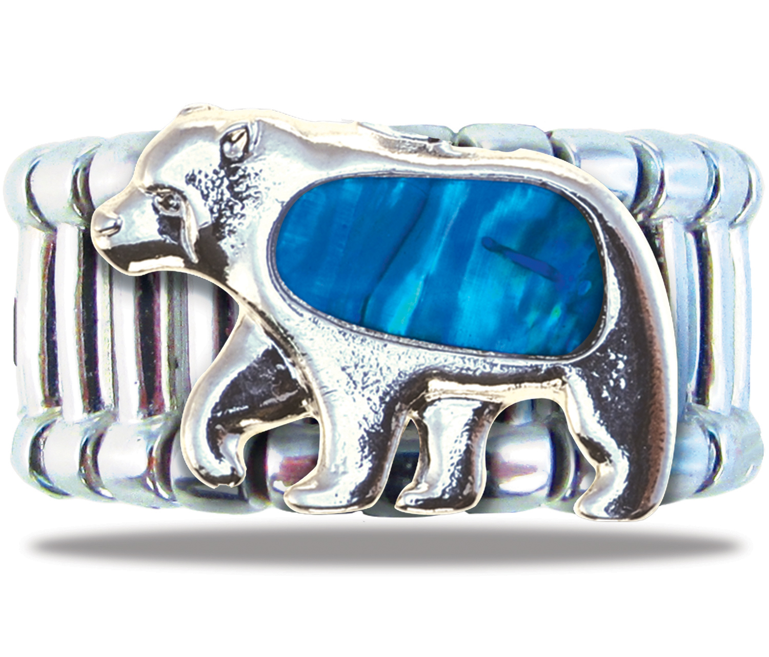 Aqua JEWELRY Rings Bear