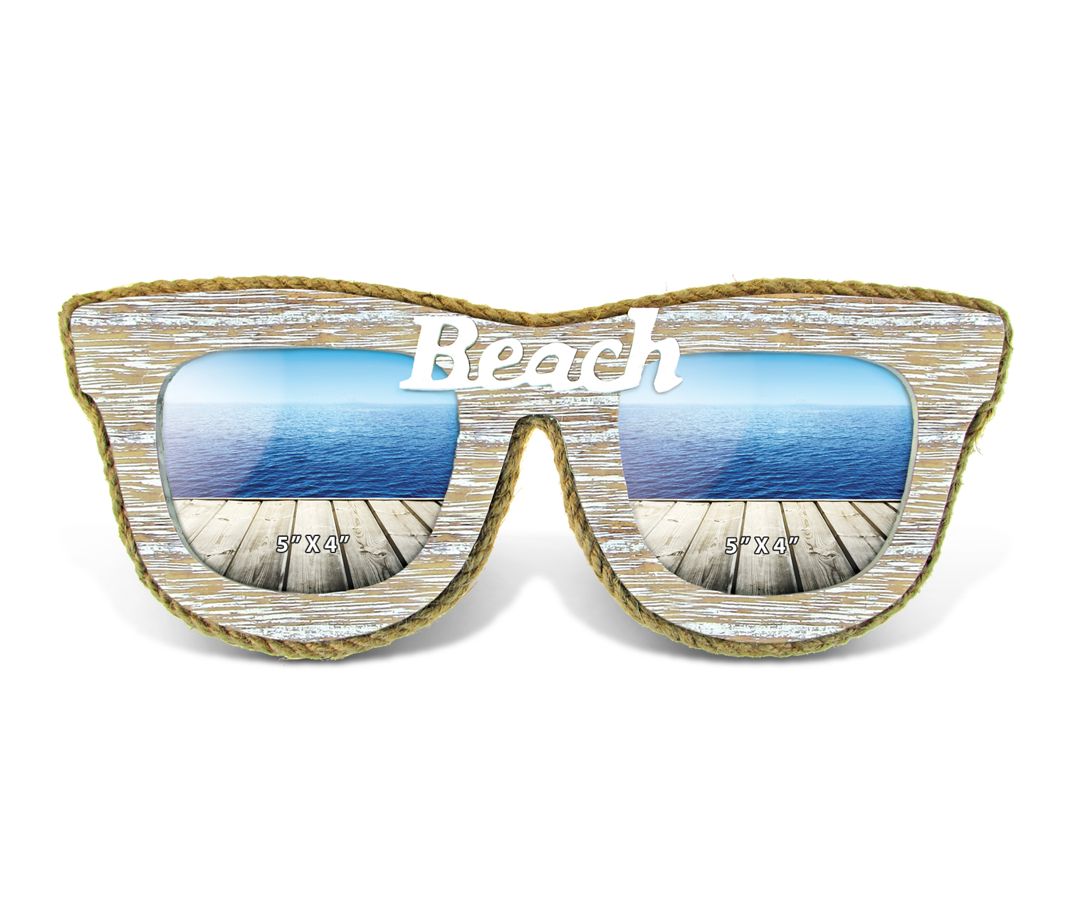 Nautical Decor VINTAGE Beach Sunglass Frames