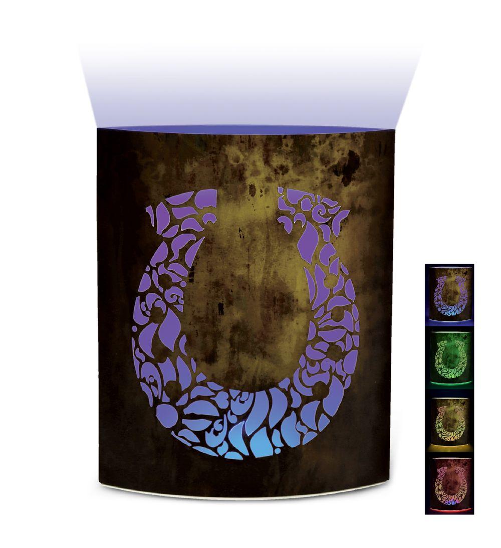 Horse SHOE - Led Lantern