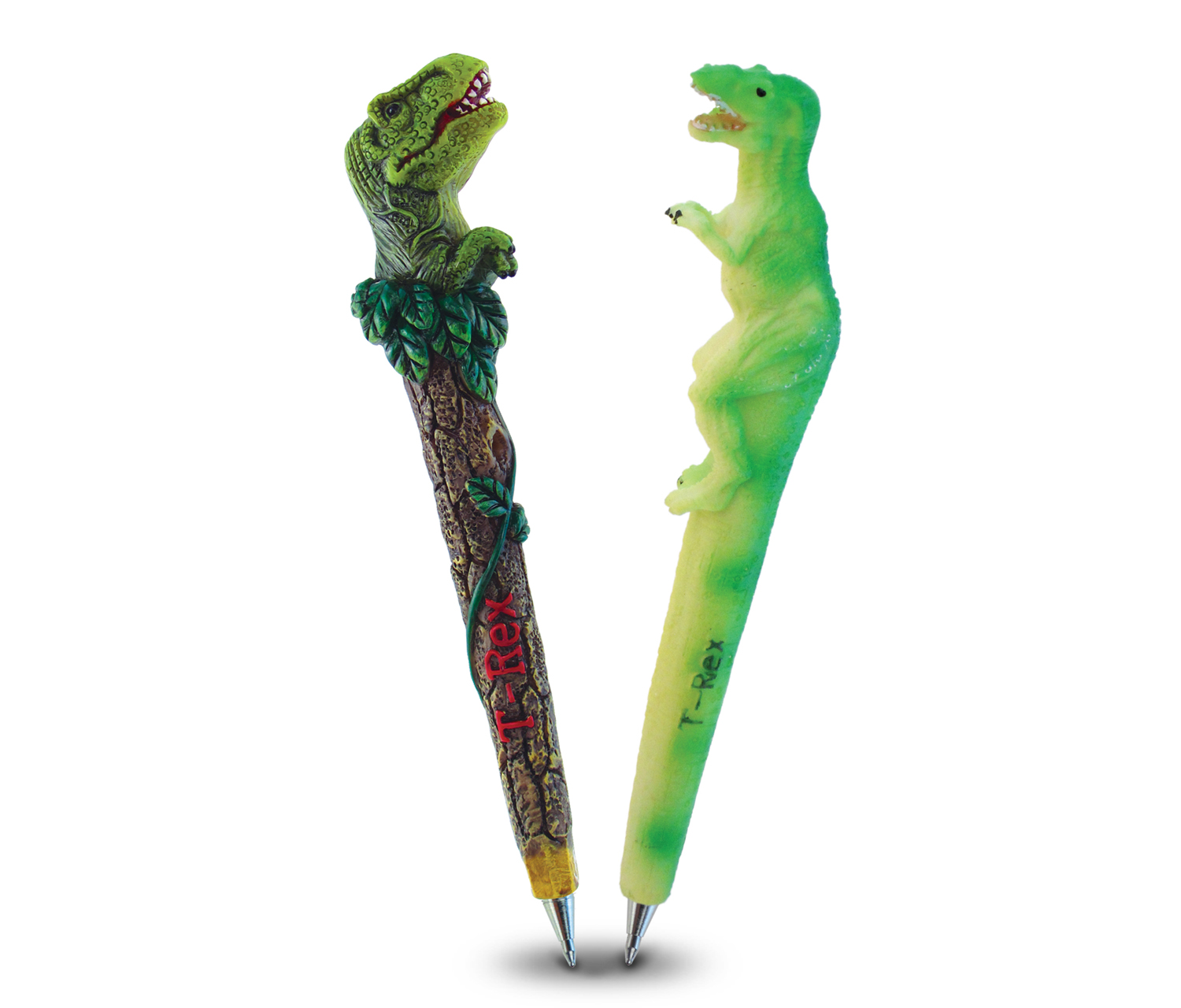 Puzzled Resin Planet PEN Collection - T-REX And Wild T-REX